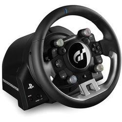 Thrustmaster T-GT (kierownica do grania, zestaw 3 pedałów, force feedback, 270° - 1080°, Eco-System, licencja Gran Turismo, PS4/PC)