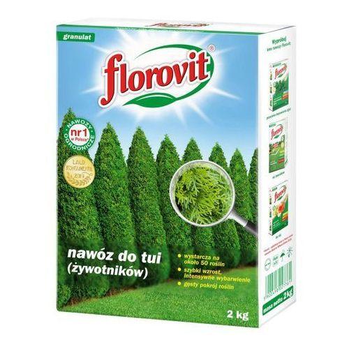 Odżywki i nawozy, Nawóz do tui Florovit 2 kg
