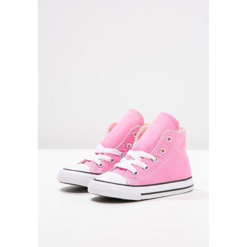 Obuwie sportowe dziecięce, Converse CHUCK TAYLOR ALL STAR Tenisówki i Trampki wysokie pink
