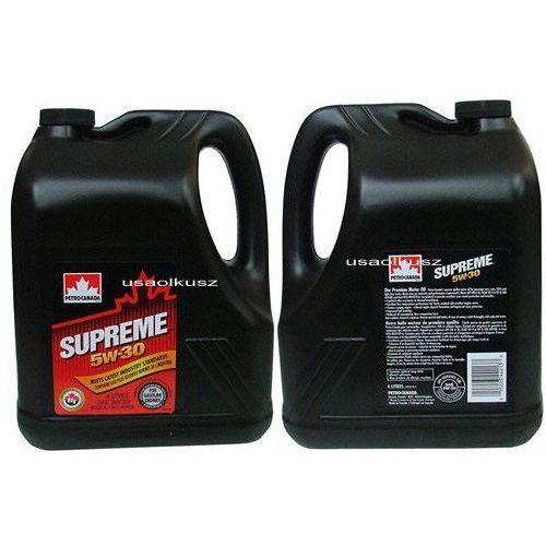 Oleje silnikowe, Olej silnikowy mineralny SUPREME 5W30 4l