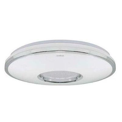 Ideus Plafon lampa sufitowa opera 03636 łazienkowa oprawa okrągła led 48w 4000k natynkowa ip44 biały