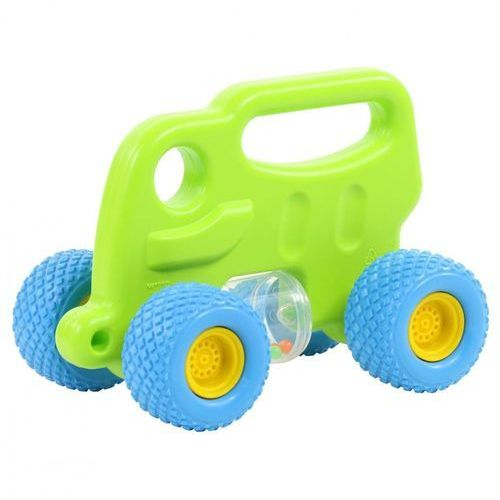 Grzechotki i gryzaki, WADER-POLESIE Baby Gripcar Ciężarówka