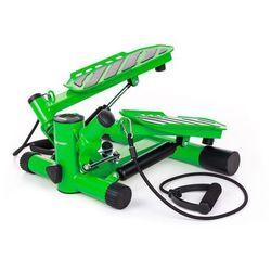 Stepper Skrętny z regulacją HS-30S Hop-Sport - zielony