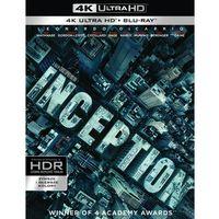 Filmy fantasy i s-f, Incepcja (Blu-ray 4K) - Christopher Nolan DARMOWA DOSTAWA KIOSK RUCHU