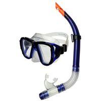 Maski, płetwy i fajki, Zestaw do nurkowania SPOKEY Coral Junior 84100