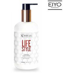Balsam do ciała Life Style - Nails Company - zapach dla mężczyzn - 300 ml
