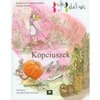 Książki dla dzieci, Kopciuszek. Bajki Baletowe (opr. twarda)