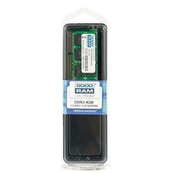 Pamięć GOODRAM SO-DIMM DDR3 8192MB PC1333 CL9 GR1333S364L9/8G - prawie 2000 punktów odbioru - Paczkomaty, Stacje Orlen