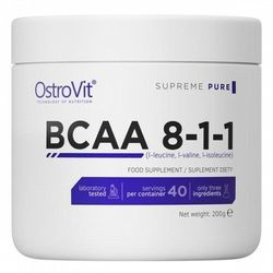 OstroVit 100% BCAA 8-1-1 200g (pure)