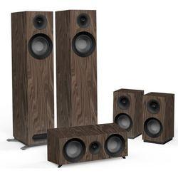 Zestaw głośników JAMO S-805 HCS Orzech + DARMOWY TRANSPORT!
