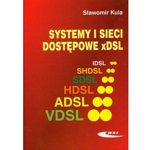 Biblioteka motoryzacji, Systemy i sieci dostępowe x DSL (opr. twarda)