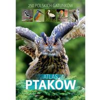Biologia, Atlas ptaków (opr. twarda)