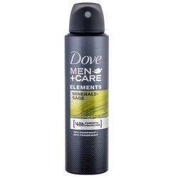 Dove Dezodorant dla mężczyzn Elementy Minerals & Sage Men + Opieki
