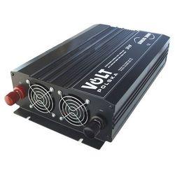 VOLT SINUS 3000-24V Przetwornica samochodowa 1500/3000W 24V/230V z pełną sinusoidą
