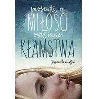 E-booki, Piosenki o miłości oraz inne kłamstwa - Jessica Pennington (MOBI)