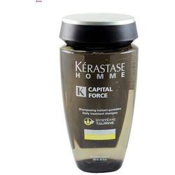 KERASTASE Homme Bain Capital Force Vita-Energising Shampoo Kąpiel energizująca dla mężczyzn 250 ml