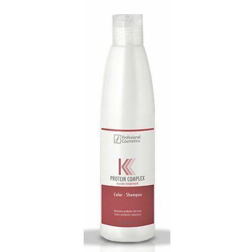 Mycie włosów, Profesional Cosmetics PROTEIN COMPLEX COLOR SHAMPOO Szampon do włosów farbowanych (1000 ml)