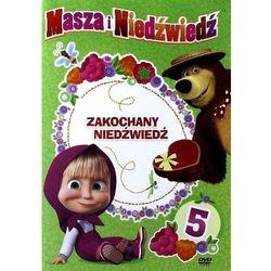 Masza i Niedźwiedź. Część 5: Zakochany Niedźwiedź (DVD) - Oleg Kuzovkov
