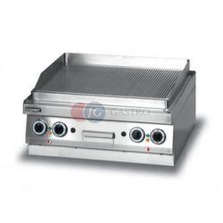 Grill płytowy elektryczny - płyta ryflowana dwie strefy grzewcze Lozamet linia 650 LEG620