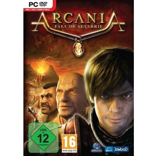 Gry PC, Arcania Fall of Setarrif (PC)