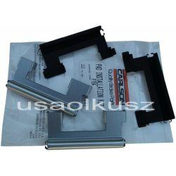 Zestaw montażowy przednich klocków Chevrolet Suburban 2500 2000-2013