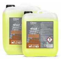 Pozostałe do podłóg i dywanów, 4Hall Clinex 5L - Płyn do mycia i pielęgnacji posadzek w obiektach wielkopowierzchniowych