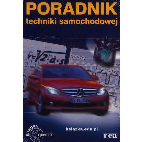 Biblioteka motoryzacji, PORADNIK TECHNIKI SAMOCHODOWEJ (opr. broszurowa)