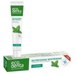 Ecodenta Toothpaste Refreshing Whitening pasta do zębów 75 ml unisex