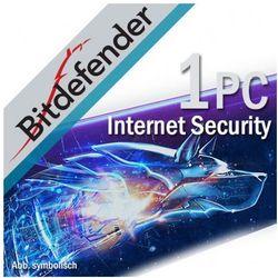 BitDefender Internet Security 2018 ENG 1 PC