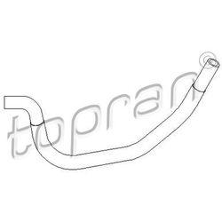 Wąż hydrauliczny, system kierowania TOPRAN 501 558