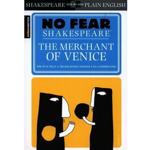 Książki do nauki języka, Merchant of Venice (opr. miękka)