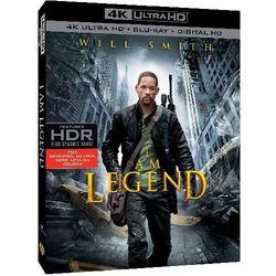 Jestem legendą (4K Ultra HD) (Blu-ray) - Francis Lawrence DARMOWA DOSTAWA KIOSK RUCHU