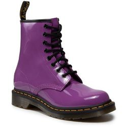 Glany DR. MARTENS - 1460 W 26425501 Bright Purple