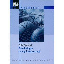 Krótkie wykłady z psychologii Psychologia pracy i organizacji (opr. miękka)