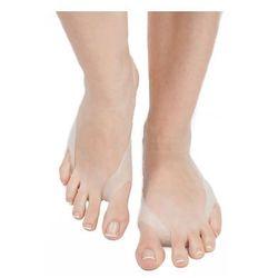 Żelowe opaski na stopę korekcja haluksów