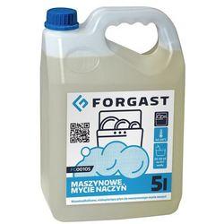 Płyn do mycia naczyń w zmywarkach gastronomicznych Forgast - poj. 5 l