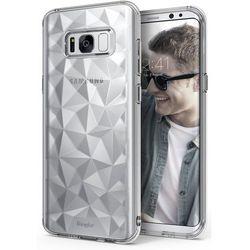 Rearth Ringke Prism Air Clear   Obudowa ochronna dla Samsung Galaxy S8 - Clear