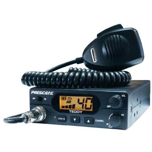 CB radia, President Teddy ASC