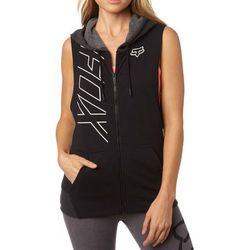 bluza FOX - Precised Cut Off Zip Hdy Black (001) rozmiar: XS