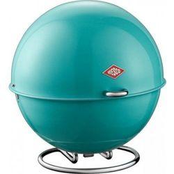 Wesco Superball chlebak/pojemnik turkusowy 26 cm