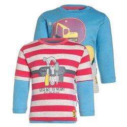 Gelati Kidswear LONGSLEEVE LITTLE WORKER 2 PACK Bluzka z długim rękawem multicolor