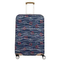 Pokrowiec zabezpieczający na walizkę średnią Travelite 318 Kotwica