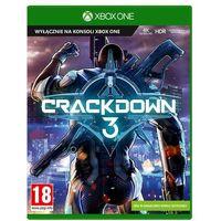 Gry Xbox One, Crackdown 3 (Xbox One)