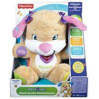 Pozostałe zabawki, Zabawka FISHER PRICE CJY94 Siostrzyczka Szczeniaczka + DARMOWY TRANSPORT!
