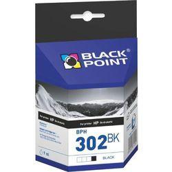 Tusz BLACK POINT BPH302BK Zamiennik HP F6U66AE