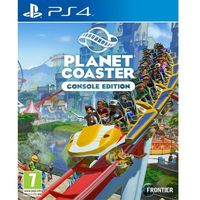 Gry na PlayStation 4, Planet Coaster Console Edition (PS4)