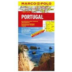 Portugalia. Mapa Marco Polo W Skali 1:300 000