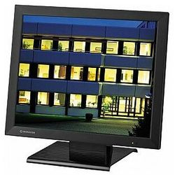MONACOR TFT-1904LED Monitor do CCTV kolorowy LCD 48cm (19 cali) z podświetleniem diodowym i dodatkowym wejściem HDMI™