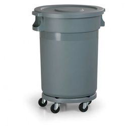 Pojemnik przemysłowy na odpady, 120 litrów