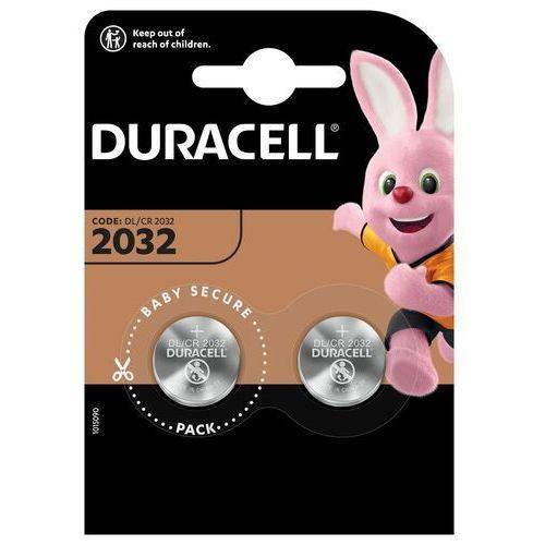 Baterie, Baterie DURACELL DL/CR 2032 2szt.